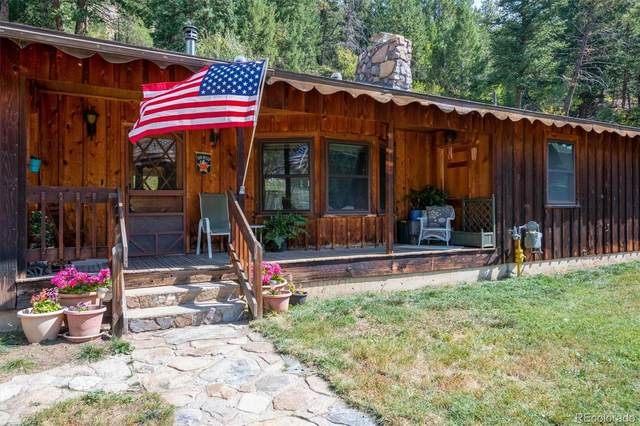 29089 Highway 72, Golden, CO 80403 (MLS #9459935) :: Bliss Realty Group