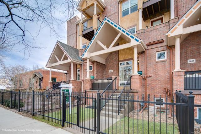 2636 W Argyle Place, Denver, CO 80211 (#9462505) :: The Pete Cook Home Group