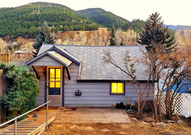 2017 Virginia Street, Idaho Springs, CO 80452 (#9462551) :: The DeGrood Team