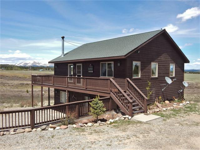 1500 High Creek Road, Fairplay, CO 80440 (MLS #9462798) :: Keller Williams Realty