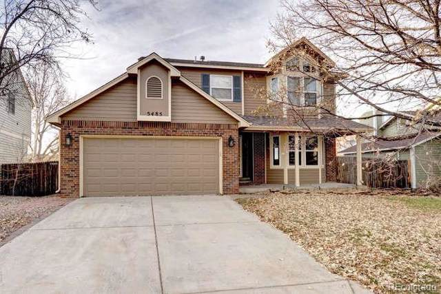 5485 S Kirk Circle, Centennial, CO 80015 (#9463057) :: Arnie Stein Team | RE/MAX Masters Millennium