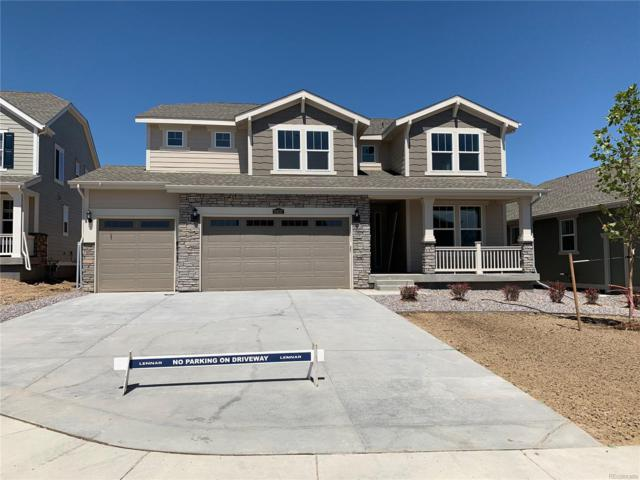 15837 Red Bud Court, Parker, CO 80134 (#9465327) :: The HomeSmiths Team - Keller Williams