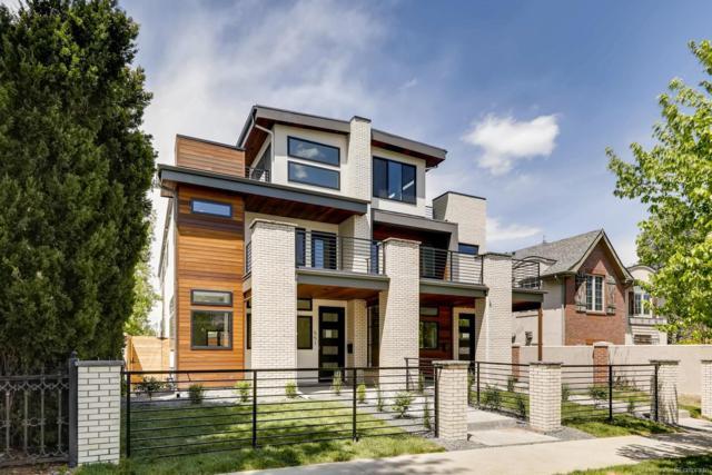 551 Monroe Street, Denver, CO 80206 (#9466048) :: The Peak Properties Group