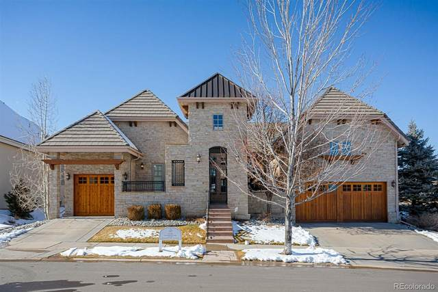 61 Sommerset Circle, Greenwood Village, CO 80111 (#9467036) :: Stephanie Fryncko | Keller Williams Integrity