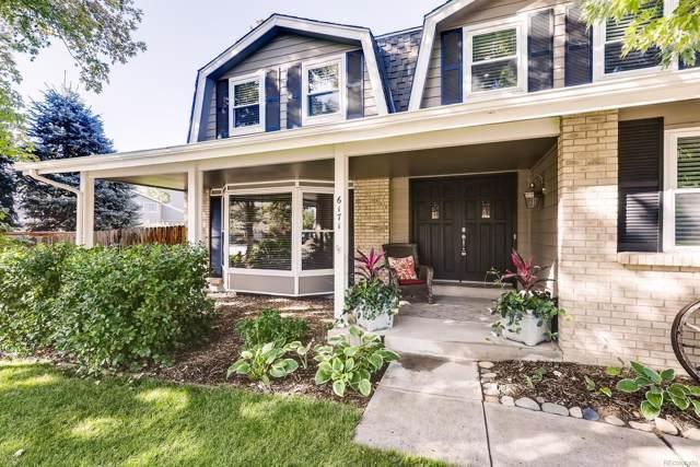 6171 S Eudora Way, Centennial, CO 80121 (MLS #9467213) :: 8z Real Estate