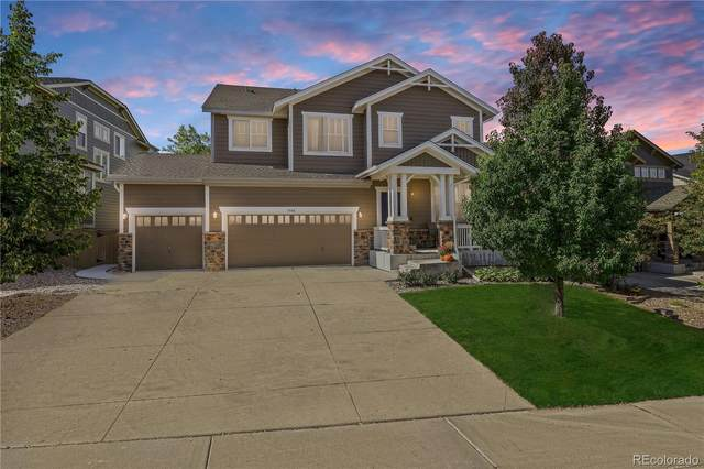 5448 Fox Meadow Avenue, Highlands Ranch, CO 80130 (MLS #9467591) :: 8z Real Estate