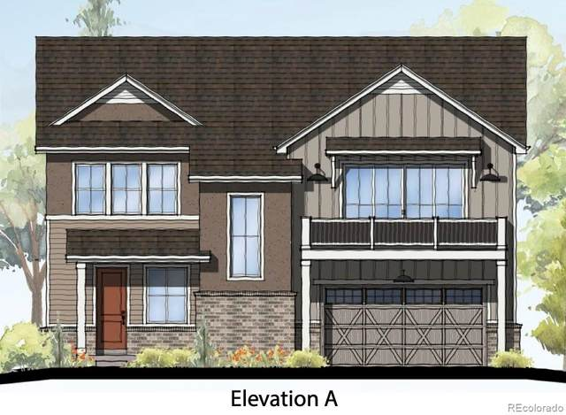 8267 W 66th Drive, Arvada, CO 80004 (#9468483) :: The DeGrood Team