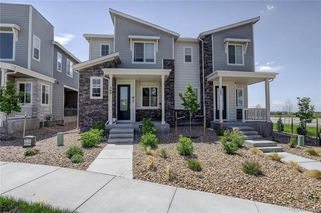 589 S Richfield Street, Aurora, CO 80017 (#9468761) :: Kimberly Austin Properties