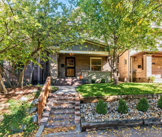 1370 York Street, Denver, CO 80206 (#9469328) :: Colorado Home Finder Realty