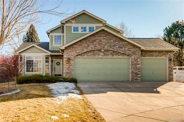 876 W 127th Court, Westminster, CO 80234 (#9471399) :: iHomes Colorado
