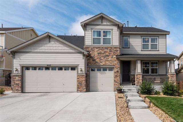 6517 S Kewaunee Way, Aurora, CO 80016 (#9477000) :: The HomeSmiths Team - Keller Williams