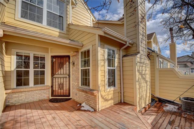 7373 E Iowa Avenue #1068, Denver, CO 80231 (MLS #9478362) :: 8z Real Estate