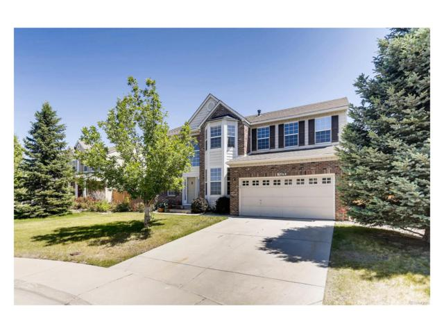5278 S Fraser Street, Aurora, CO 80015 (MLS #9478847) :: 8z Real Estate
