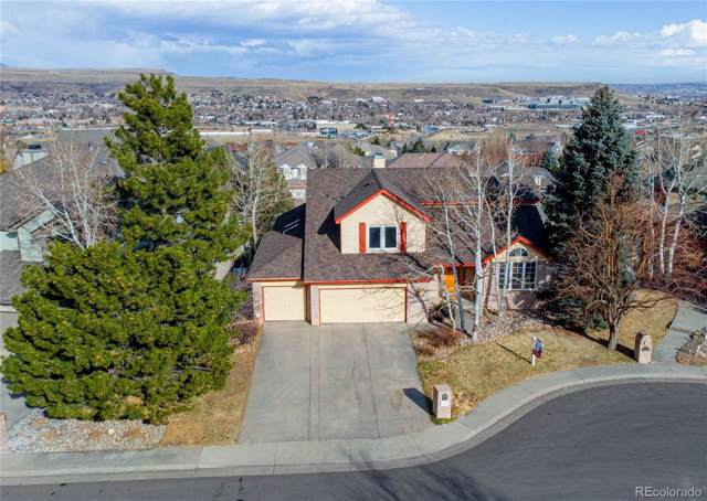 28 Rogers Court, Golden, CO 80401 (MLS #9479626) :: 8z Real Estate