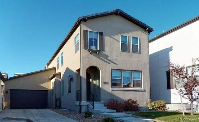 15545 W Harvard Avenue, Lakewood, CO 80228 (MLS #9479847) :: The Sam Biller Home Team
