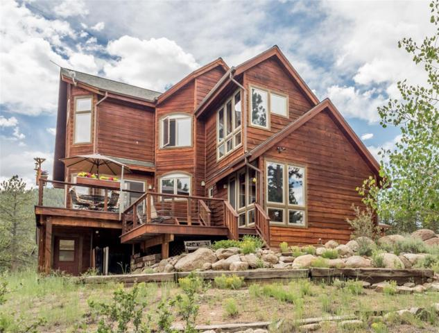 19048 Mountain View Drive, Buena Vista, CO 81211 (#9480719) :: HomePopper