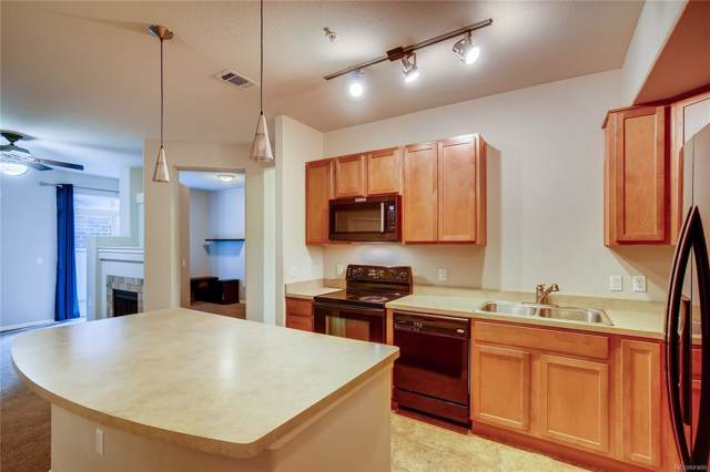 10176 Park Meadows Drive #2106, Lone Tree, CO 80124 (#9486650) :: Mile High Luxury Real Estate