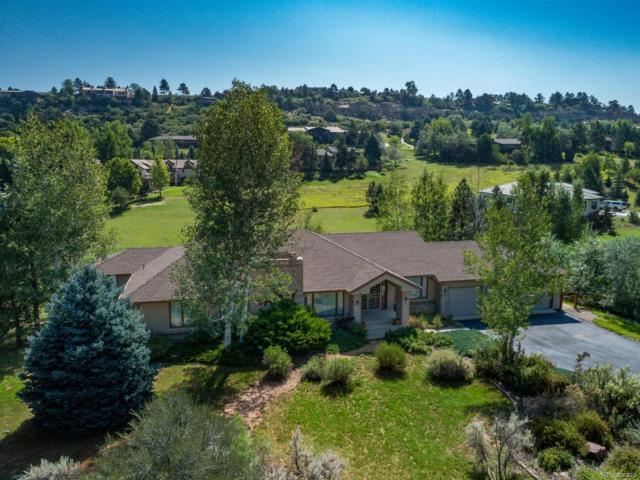 6064 Meadowbrook Drive, Morrison, CO 80465 (#9486857) :: The DeGrood Team