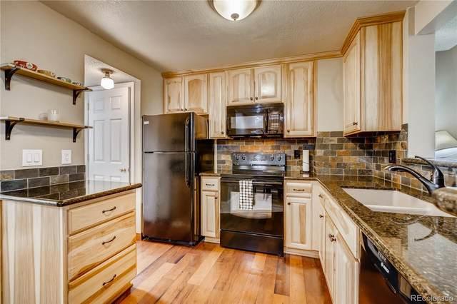 3090 W Prentice Avenue D, Littleton, CO 80123 (#9486910) :: The Scott Futa Home Team