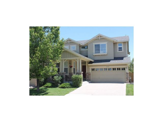 2998 Braeburn Way, Highlands Ranch, CO 80126 (MLS #9489981) :: 8z Real Estate