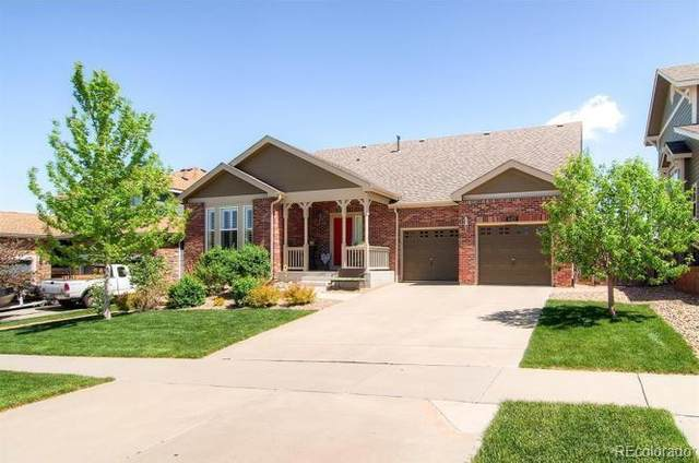 6322 S Newbern Way, Aurora, CO 80016 (#9492498) :: Mile High Luxury Real Estate