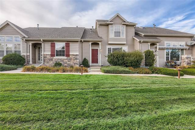 9537 Silver Spur Lane, Highlands Ranch, CO 80130 (#9493443) :: The DeGrood Team