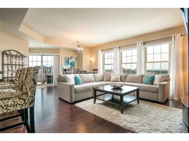 925 N Lincoln Street 10G-S, Denver, CO 80203 (MLS #9493932) :: 8z Real Estate
