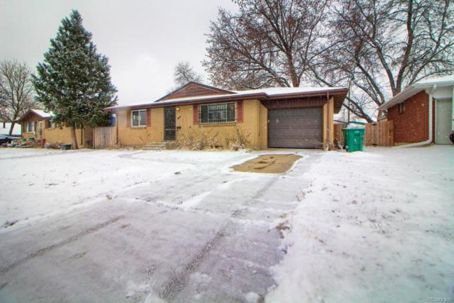 7750 W Florida Avenue, Lakewood, CO 80232 (#9494468) :: The City and Mountains Group