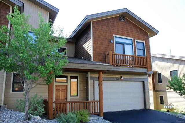 1518 Moraine Circle, Steamboat Springs, CO 80487 (#9495562) :: The Pete Cook Home Group