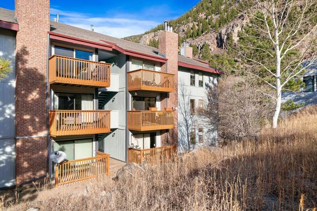 1901 Clear Creek Drive A-202, Georgetown, CO 80444 (#9498708) :: Berkshire Hathaway Elevated Living Real Estate