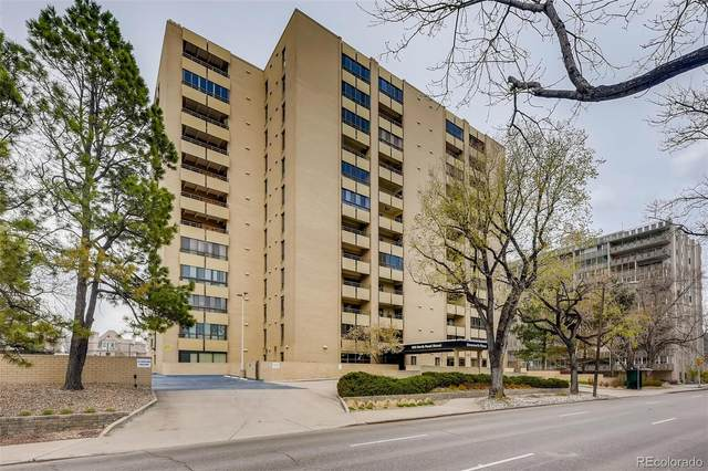 800 Pearl Street #1007, Denver, CO 80203 (#9499085) :: Re/Max Structure