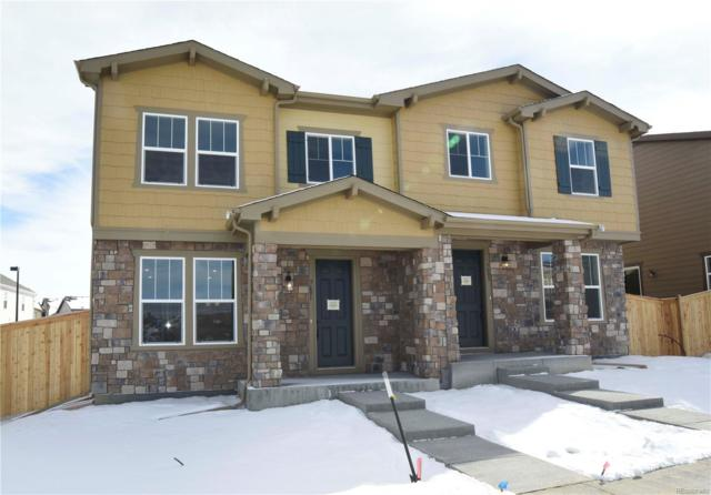 7601 S Yakima Court, Aurora, CO 80016 (MLS #9499125) :: Bliss Realty Group
