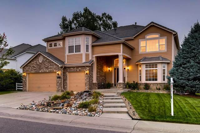 10462 Dunsford Drive, Lone Tree, CO 80124 (MLS #9501131) :: 8z Real Estate