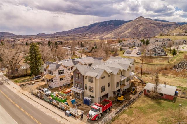 130 Washington Avenue, Golden, CO 80403 (#9501799) :: The Dixon Group