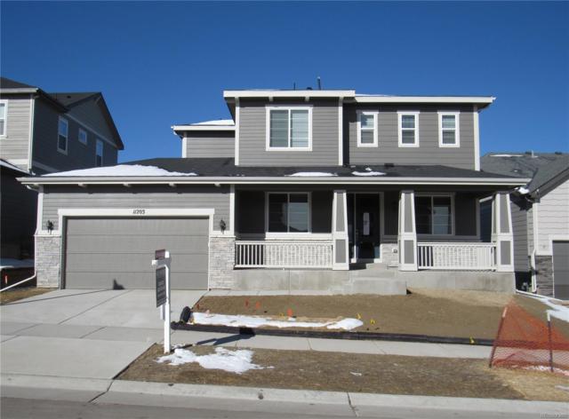 11203 Ledges Road, Parker, CO 80134 (#9502578) :: The Peak Properties Group