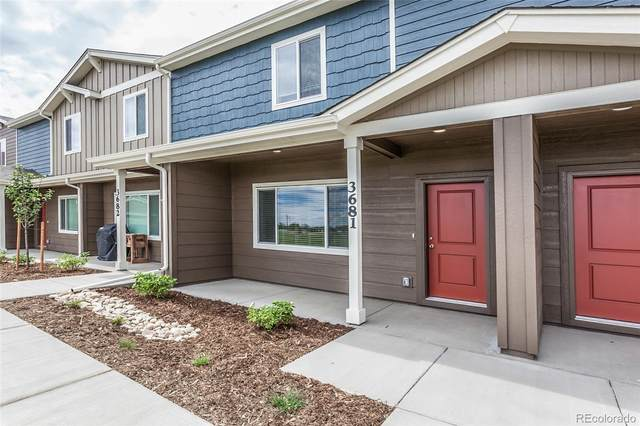 3681 Ronald Reagan Avenue, Wellington, CO 80549 (MLS #9504201) :: 8z Real Estate