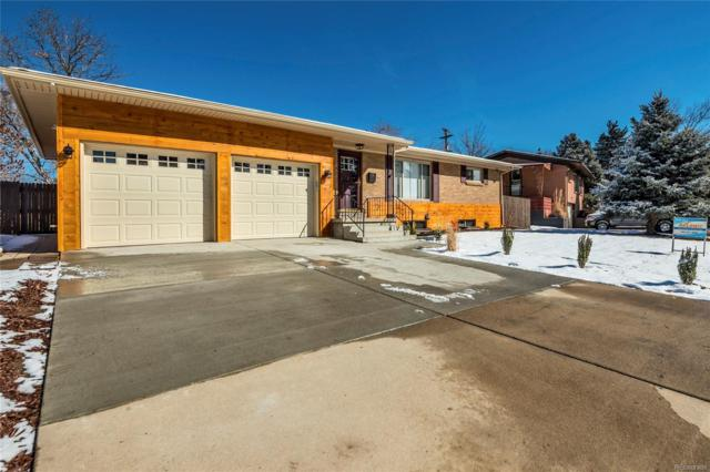 10435 W 18th Avenue, Lakewood, CO 80215 (#9507143) :: The Peak Properties Group
