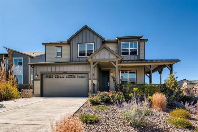 9540 Palmer Lake Avenue, Littleton, CO 80125 (#9508436) :: Compass Colorado Realty