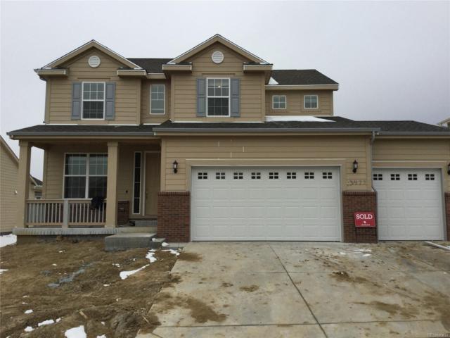 13477 Magnolia Street, Thornton, CO 80602 (MLS #9509149) :: Kittle Real Estate