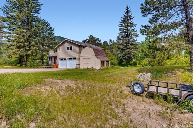 11063 Twin Spruce Road, Golden, CO 80403 (#9509681) :: THE SIMPLE LIFE, Brokered by eXp Realty