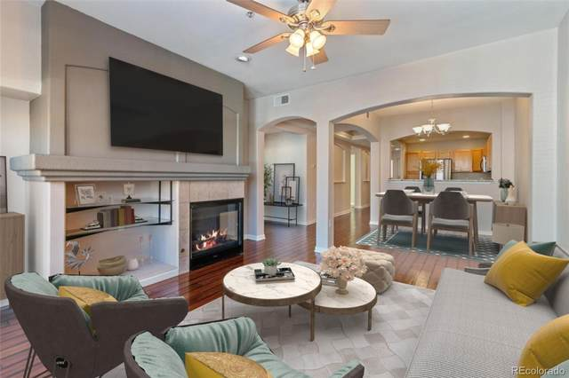 1747 Pearl Street #306, Denver, CO 80203 (#9510034) :: Mile High Luxury Real Estate