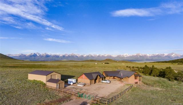 105 Hill Country Road, Westcliffe, CO 81252 (#9511457) :: The Heyl Group at Keller Williams