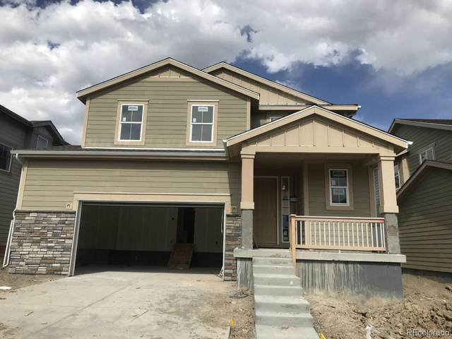 9444 Pitkin Street, Commerce City, CO 80022 (MLS #9513892) :: Bliss Realty Group