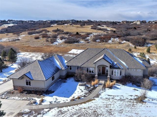 6329 Diamond Ridge Parkway, Castle Rock, CO 80108 (MLS #9516645) :: 8z Real Estate