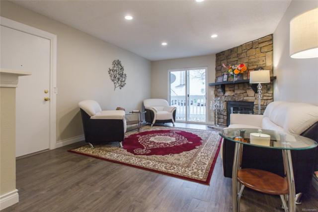 8555 Fairmount Drive A105, Denver, CO 80247 (#9517028) :: The Griffith Home Team