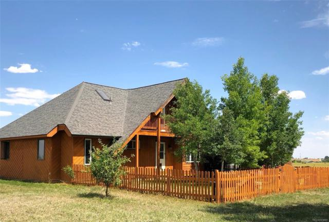 38000 County Road 21, Fort Collins, CO 80524 (#9518196) :: The Galo Garrido Group