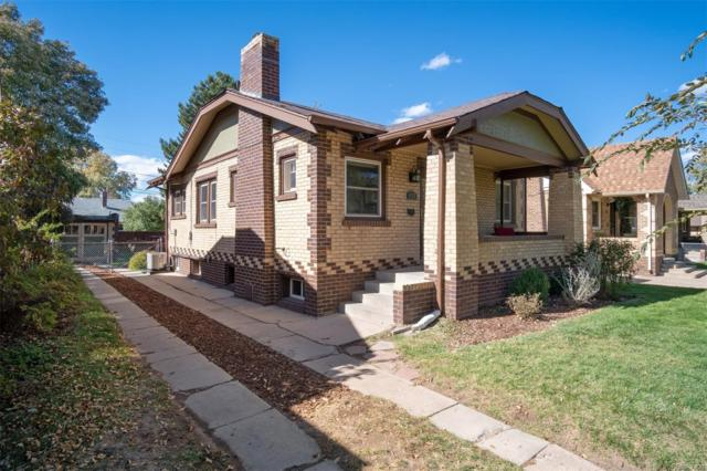 1925 S Corona Street, Denver, CO 80210 (#9518309) :: Sellstate Realty Pros