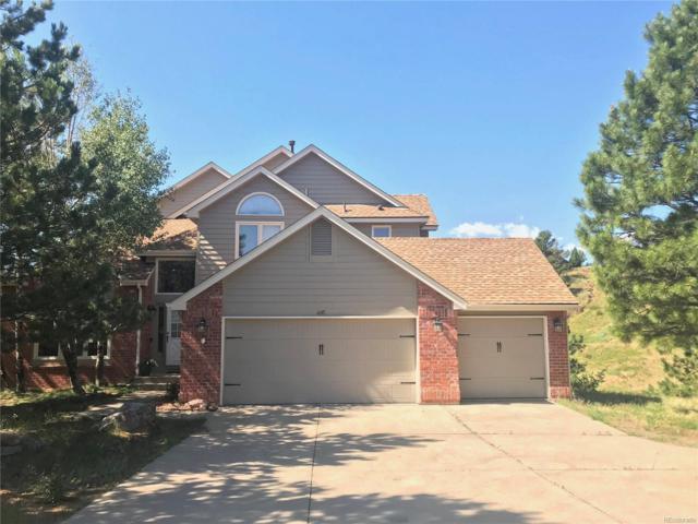 495 Mount Vernon Circle, Golden, CO 80401 (MLS #9521470) :: 8z Real Estate