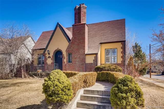 1300 Cherry Street, Denver, CO 80220 (MLS #9524951) :: Wheelhouse Realty