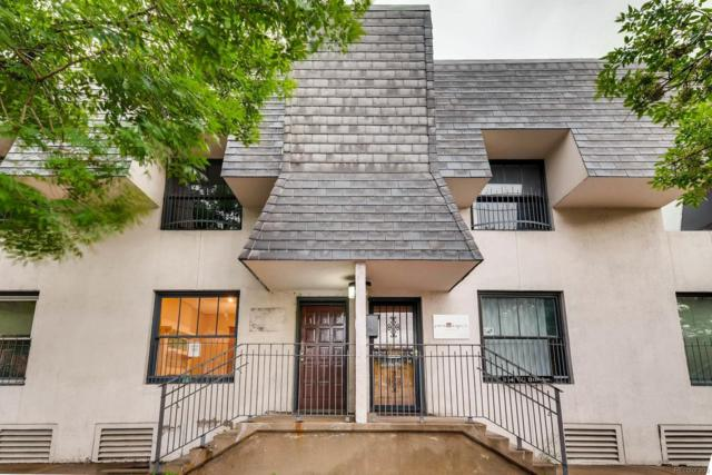 132 W 11th Avenue #8, Denver, CO 80204 (#9526019) :: Sellstate Realty Pros